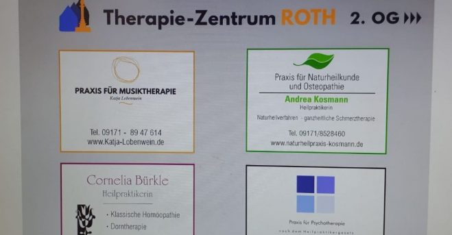 Psychotherapie Roth